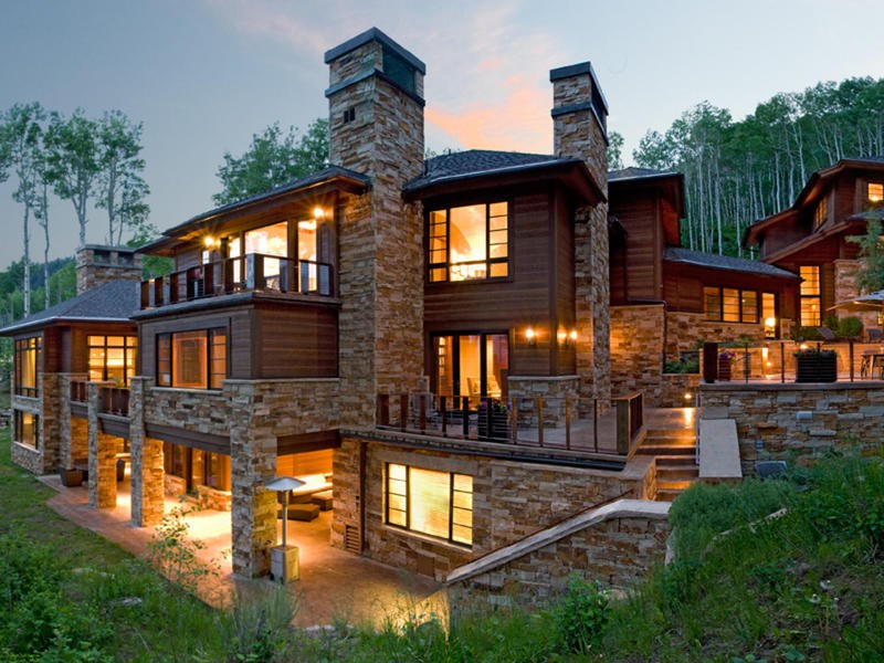 8 Amazing Mountain Contemporary Homes in Utah | Summit ... on Amazing Modern Houses  id=56104