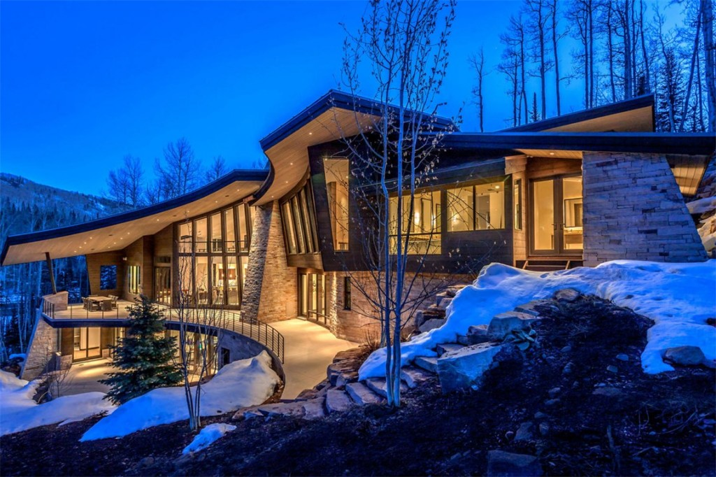 8 Amazing Mountain Contemporary Homes In Utah Summit