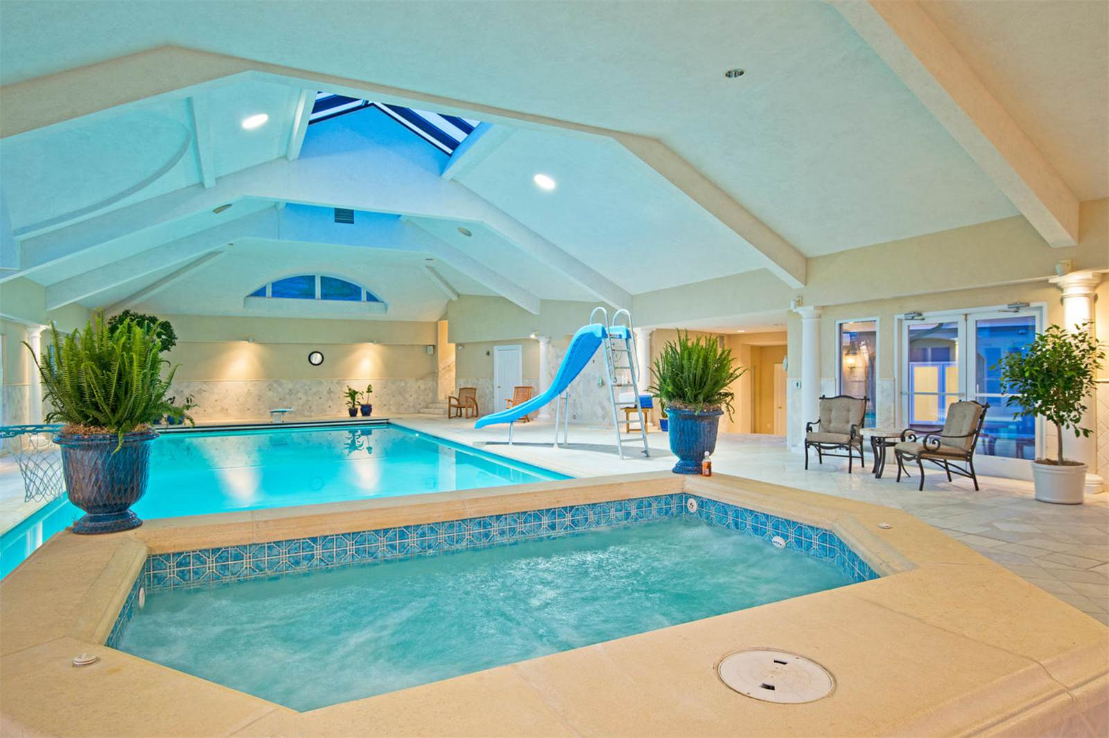 5 Houses With Indoor Pools You Can Buy Now   Summit ...