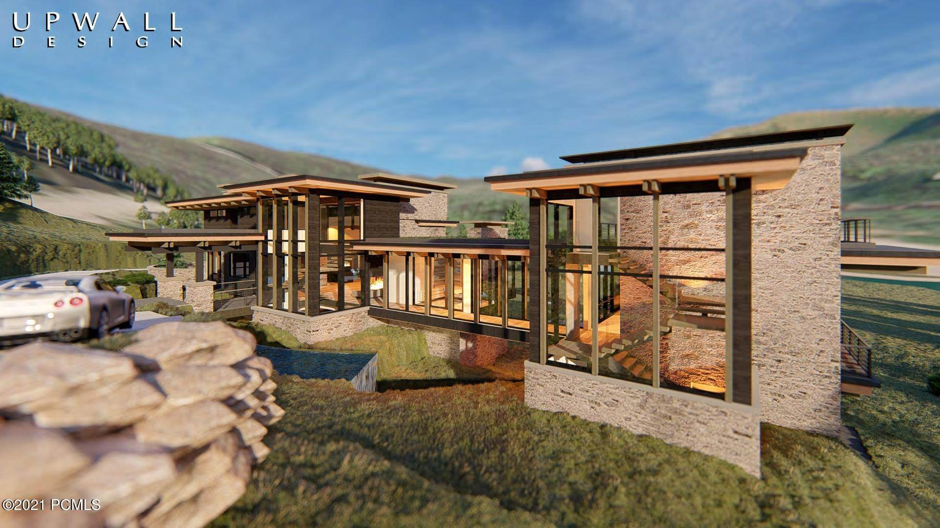Single Family Homes for Sale at 264 White Pine Canyon Road Park City, Utah 84060 United States