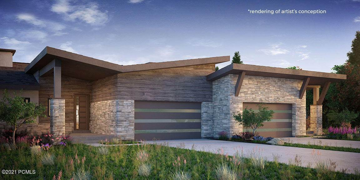townhouses for Sale at 11545 Vantage Lane Hideout Canyon, Utah 84036 United States