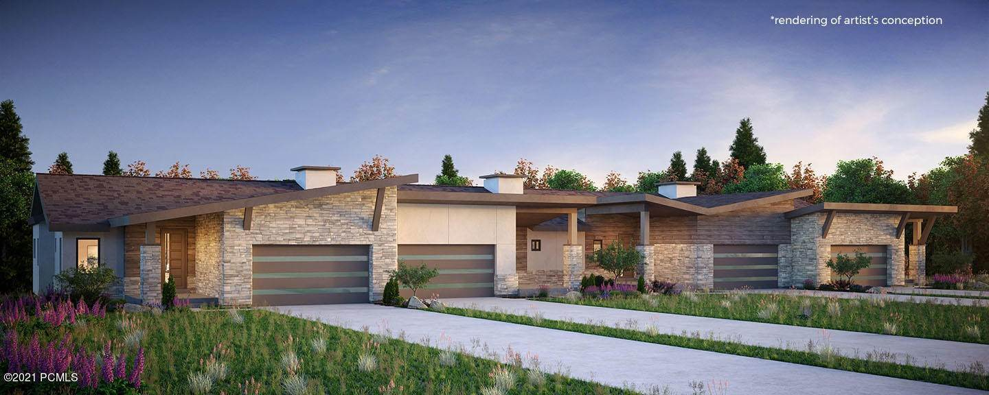 townhouses for Sale at 11471 Vantage Lane Hideout Canyon, Utah 84036 United States
