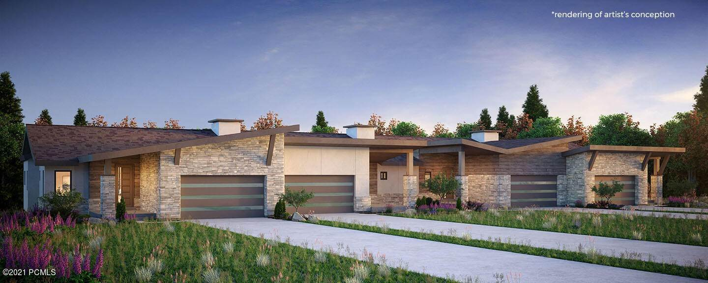 townhouses for Sale at 11553 Vantage Lane Hideout Canyon, Utah 84036 United States