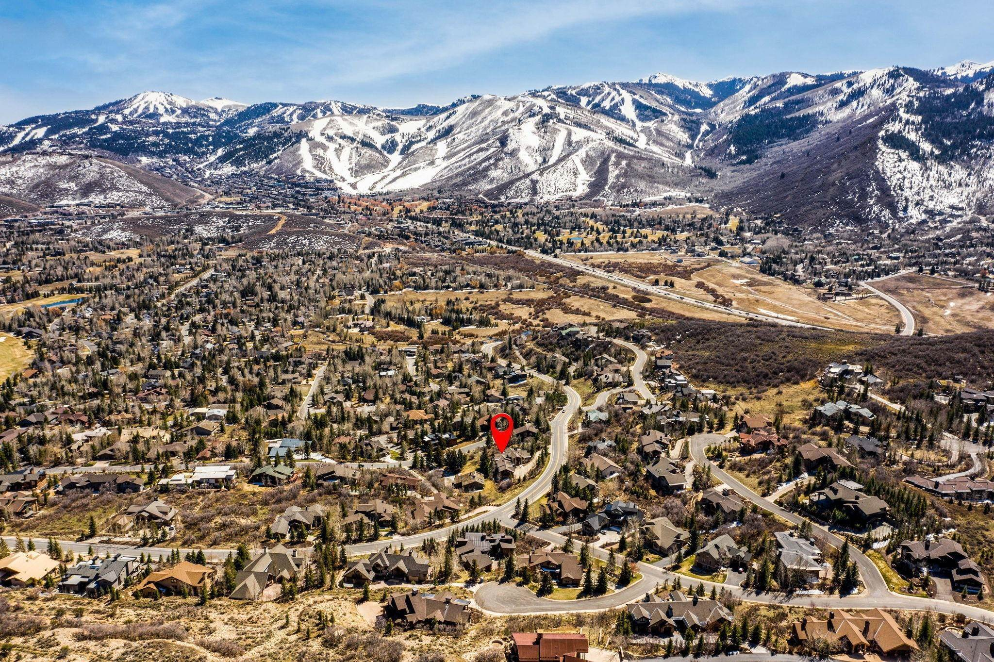 Single Family Homes for Sale at 3150 Meadows Drive Park City, Utah 84060 United States