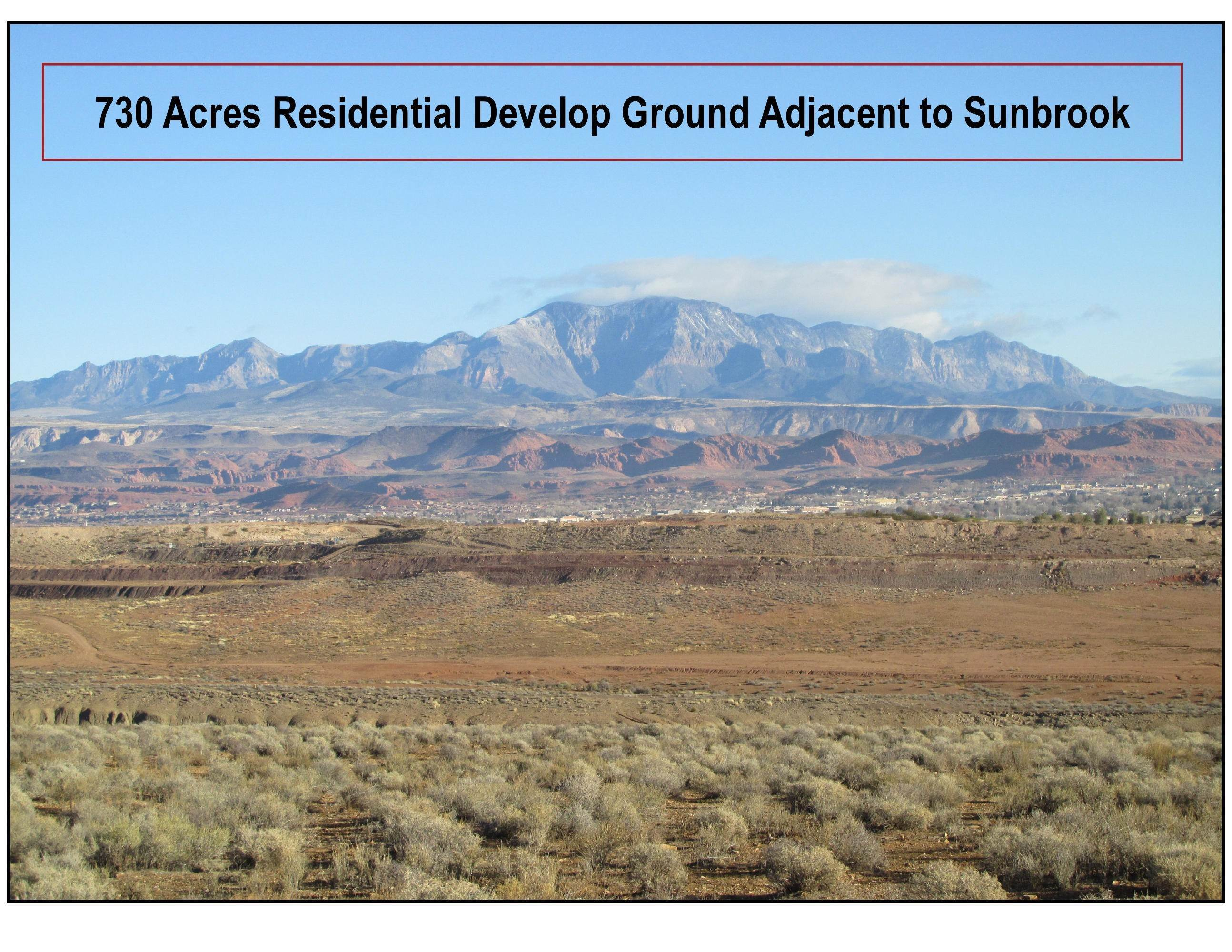 Land for Sale at Plantation Driveive & Sunbrook Drive St. George, Utah 84770 United States