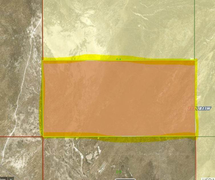 Land for Sale at 637 Acres Lund Hwy Beryl, Utah 84714 United States