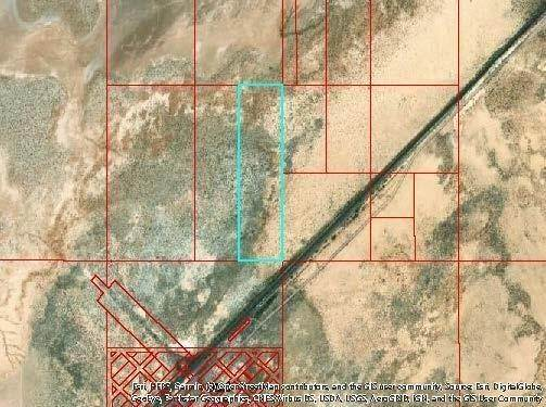 Land for Sale at 17000 Approx W Lund Flat Beryl, Utah 84714 United States