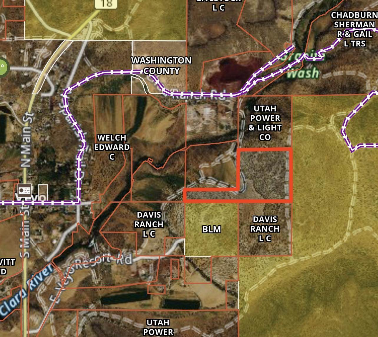 Land for Sale at Veyo Resort Road Veyo, Utah 84782 United States