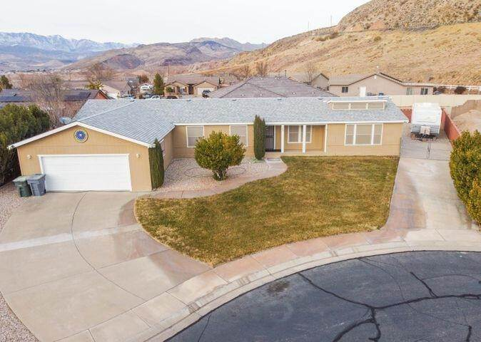 Single Family Homes per Vendita alle ore 209 Keith Lane La Verkin, Utah 84745 Stati Uniti