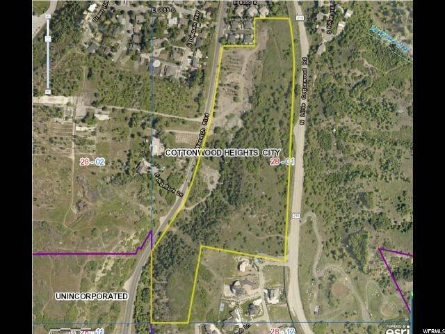 Land for Sale at 9354 NORTH LITTLE COTTONWOOD Road Sandy, Utah 84092 United States