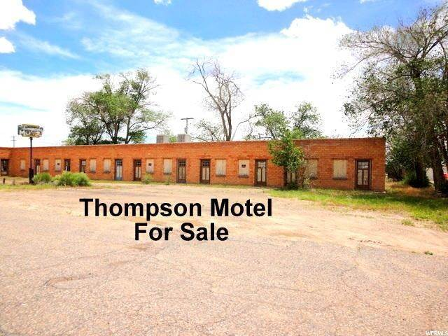 Single Family Homes for Sale at 46 OLD HWY 6 & 50 Thompson, Utah 84540 United States