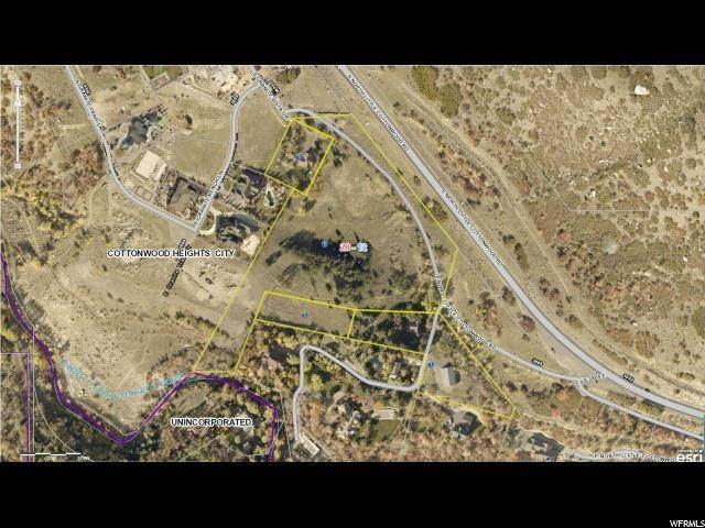 Land for Sale at 3742 NORTH LITTLE COTTONWOOD Road Sandy, Utah 84092 United States