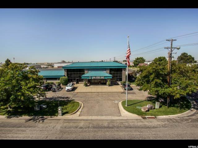 Single Family Homes for Sale at 2575 COMMERCE WAY Ogden, Utah 84401 United States