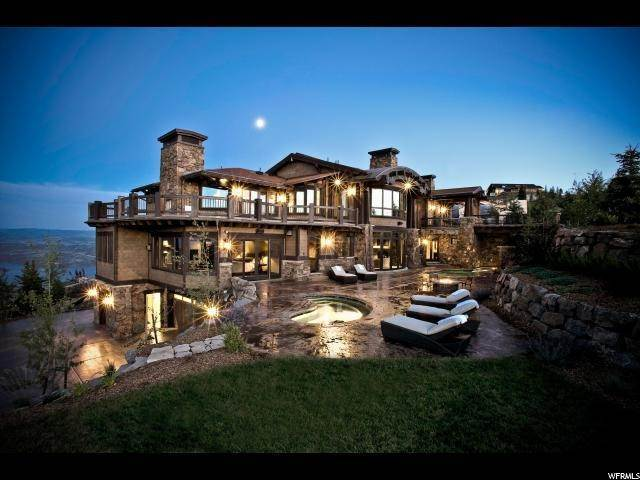 Single Family Homes for Sale at 9806 SUMMIT VIEW Drive Park City, Utah 84060 United States
