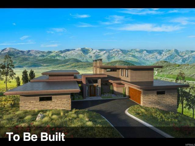 Single Family Homes for Sale at 3718 WAPITI CANYON Road Park City, Utah 84098 United States