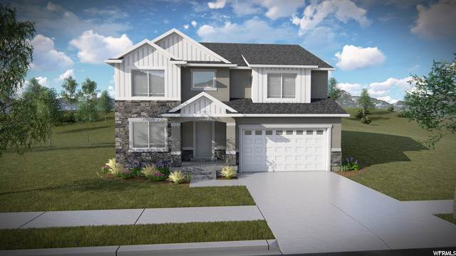 Single Family Homes por un Venta en 16193 COUPLER Lane Bluffdale, Utah 84065 Estados Unidos