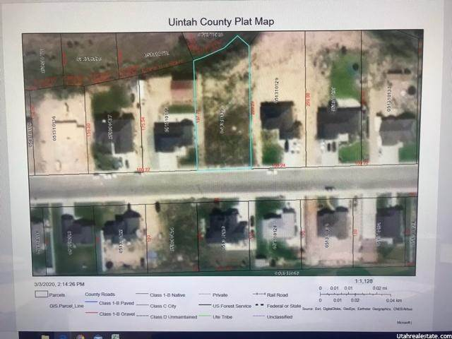Land for Sale at 2223 1900 Naples, Utah 84078 United States