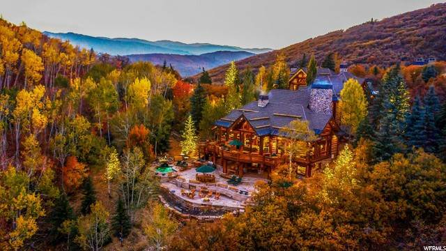 Single Family Homes for Sale at 3853 RISING STAR LN Park City, Utah 84060 United States