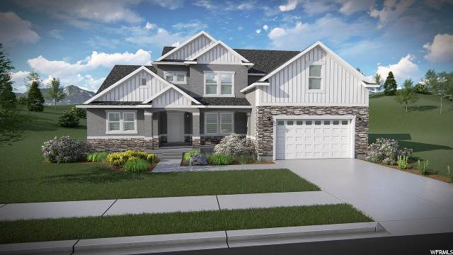 Single Family Homes por un Venta en 16112 COUPLER Lane Bluffdale, Utah 84065 Estados Unidos