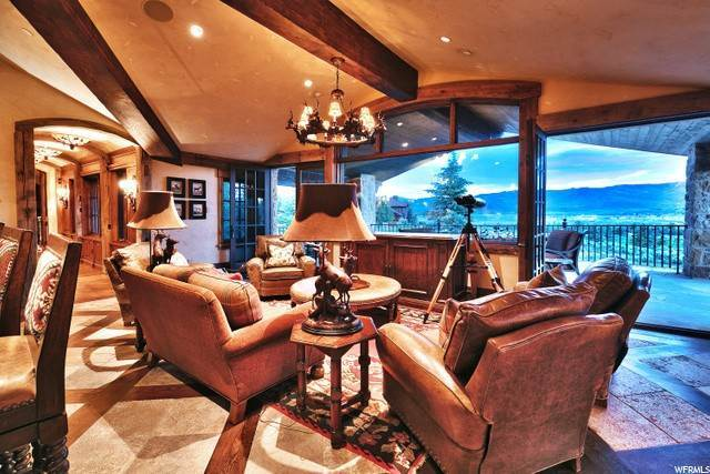 19. Single Family Homes for Sale at 7971 WEST HILLS Trail Park City, Utah 84098 United States