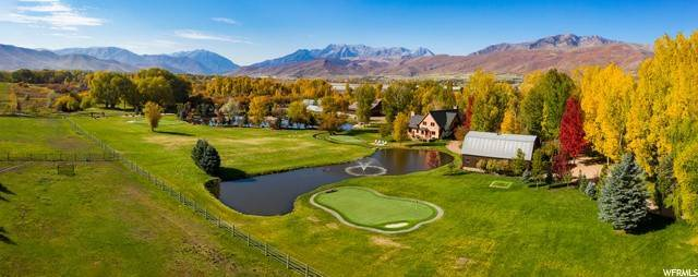 Single Family Homes for Sale at 2085 MIDWAY Lane Heber City, Utah 84032 United States