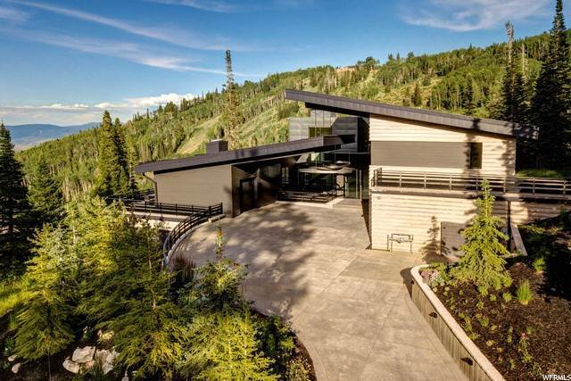 23. Single Family Homes for Sale at 143 WHITE PINE CANYON Road Park City, Utah 84060 United States