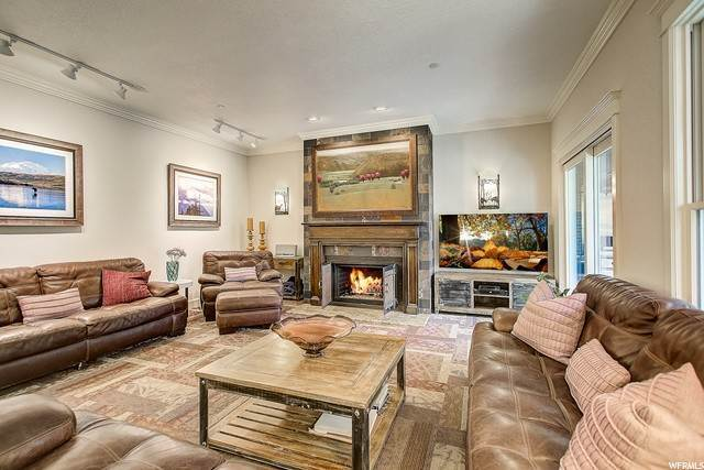 15. Single Family Homes for Sale at 615 WOODSIDE Avenue Park City, Utah 84060 United States
