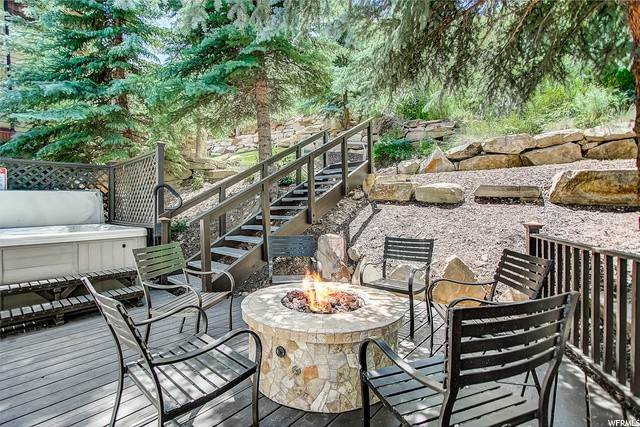 14. Single Family Homes for Sale at 615 WOODSIDE Avenue Park City, Utah 84060 United States
