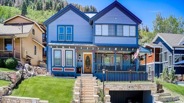 3. Single Family Homes for Sale at 615 WOODSIDE Avenue Park City, Utah 84060 United States