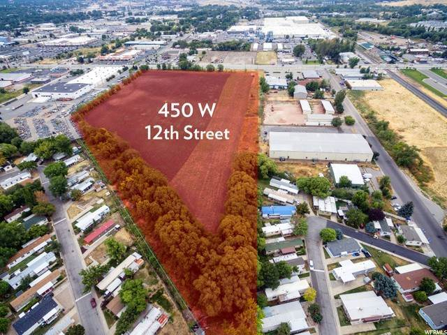 Land for Sale at 450 12TH Street Ogden, Utah 84404 United States
