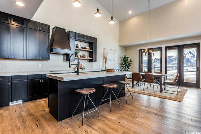 townhouses for Sale at 391 OVERLOOK LOOP Hideout Canyon, Utah 84036 United States
