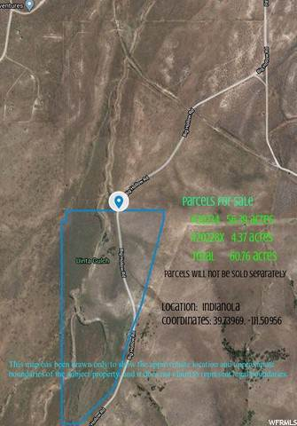 Land for Sale at Address Not Available Indianola, Utah 84629 United States
