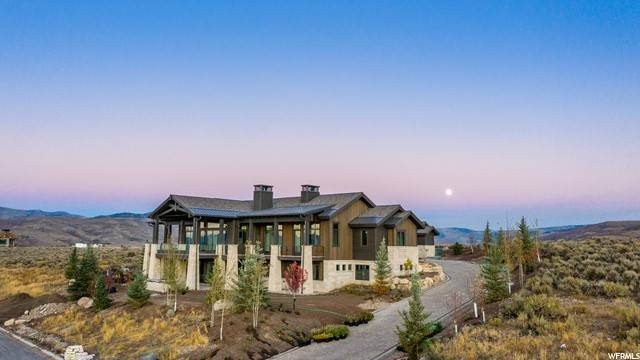 Single Family Homes for Sale at 7672 MOON DANCE Circle Kamas, Utah 84036 United States