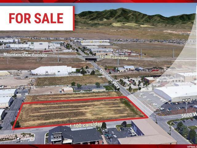 Land for Sale at 5647 9280 West Jordan, Utah 84081 United States
