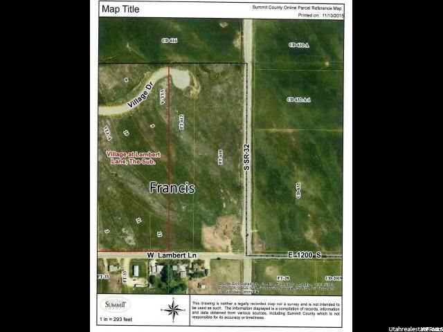 Land for Sale at Address Not Available Francis, Utah 84036 United States