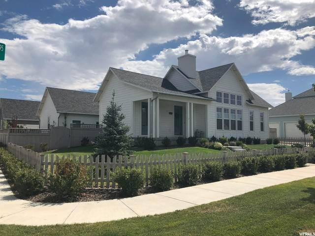 Single Family Homes for Sale at 11071 PADDLE BOARD WAY South Jordan, Utah 84009 United States