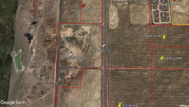 Land for Sale at 12765 HIGHWAY 132 HWY Chester, Utah 84623 United States