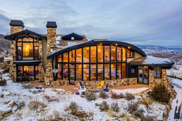 Single Family Homes for Sale at 370 MOUNTAIN TOP Drive Park City, Utah 84060 United States