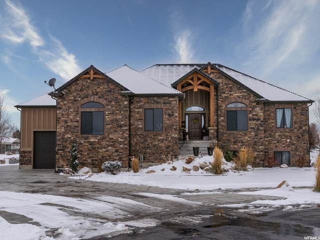 Single Family Homes voor Verkoop op 4919 4150 West Haven, Utah 84401 Verenigde Staten