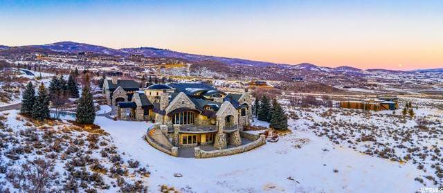 Single Family Homes for Sale at 8066 NORTH RED FOX Court Park City, Utah 84098 United States