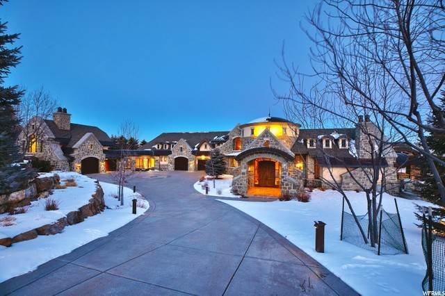 31. Single Family Homes for Sale at 8066 NORTH RED FOX Court Park City, Utah 84098 United States