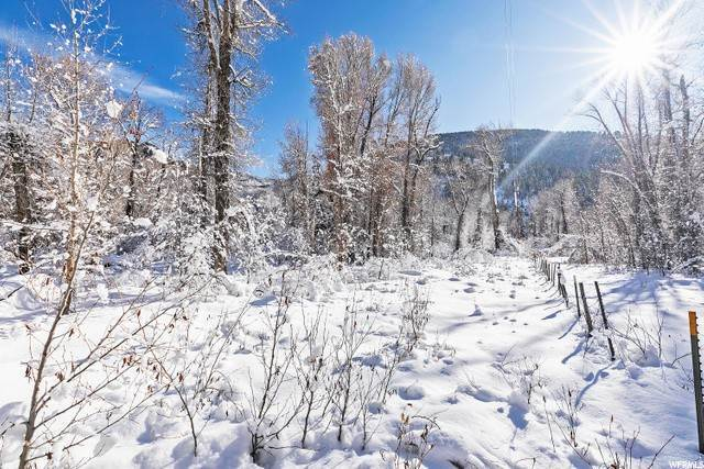 Land for Sale at 2600 WEBER CANYON Road Oakley, Utah 84055 United States