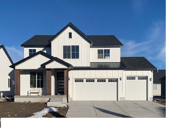 Single Family Homes pour l Vente à 8468 ORRIN Circle Eagle Mountain, Utah 84005 États-Unis