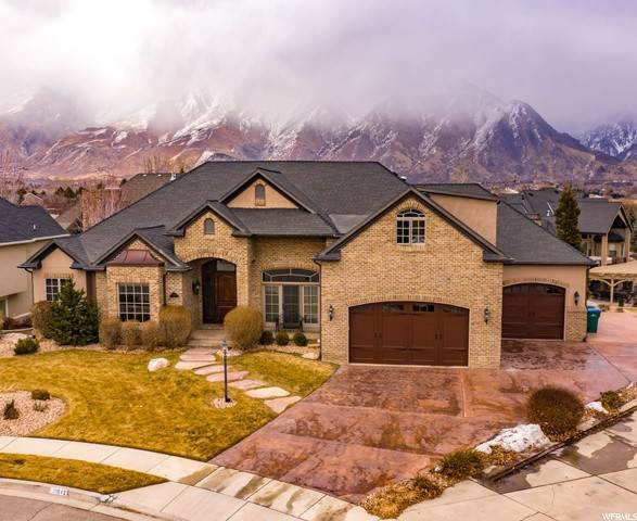 Single Family Homes للـ Sale في 11842 HARVEST MOON Lane Highland, Utah 84003 United States