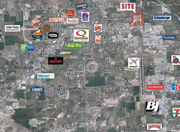 Land for Sale at 723 MAIN Street Vernal, Utah 84078 United States