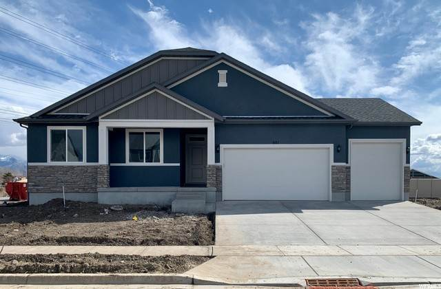 Single Family Homes pour l Vente à 8456 ORRIN Circle Eagle Mountain, Utah 84005 États-Unis