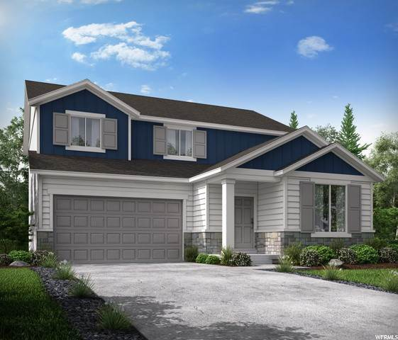 Single Family Homes pour l Vente à 6339 LARGO VISTA Drive West Valley City, Utah 84081 États-Unis