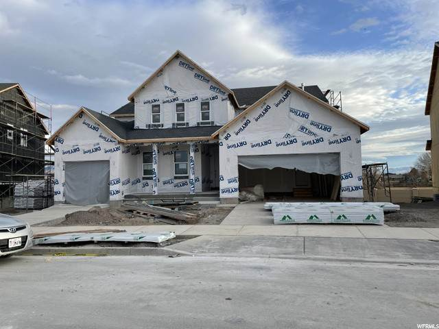 Single Family Homes for Sale at 1543 ANDOVER Road South Jordan, Utah 84095 United States