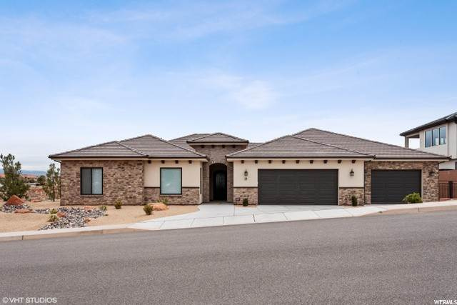Single Family Homes voor Verkoop op 20 ANGELS LNDG Washington, Utah 84780 Verenigde Staten