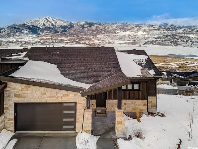 Twin Home for Sale at 11307 SHORELINE Court Hideout Canyon, Utah 84036 United States